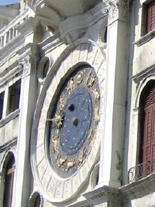 ベネチア069時計塔