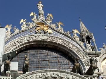 ベネチア072サンマルコ聖堂