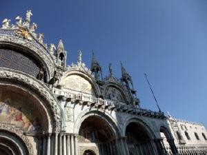 ベネチア071サンマルコ聖堂