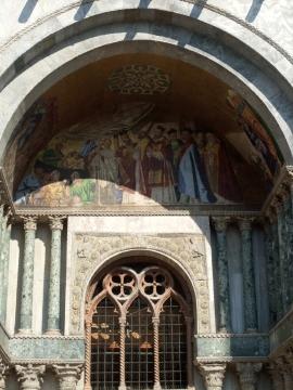 ベネチア074サンマルコ聖堂