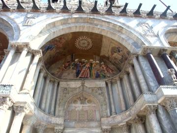 ベネチア075サンマルコ聖堂
