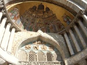 ベネチア076サンマルコ聖堂