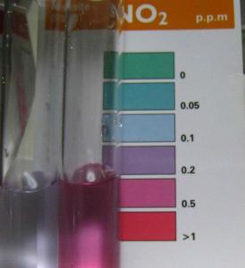 亜硝酸90と2号