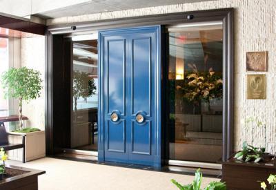 original_Per Se New York Restaurant Review-Entrance in Time Warner Center