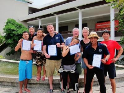 タオ島 ダイビング インストラクター開発コース