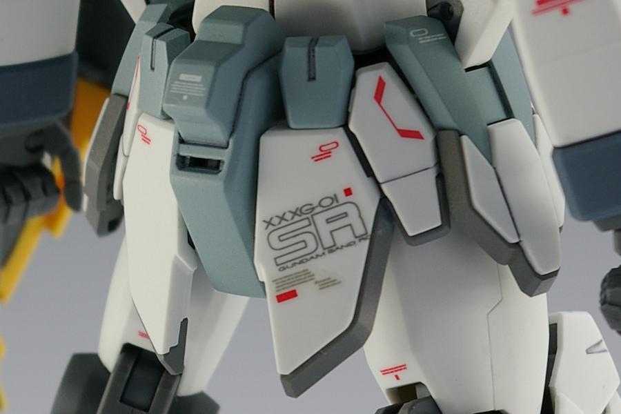 MG ガンダムサンドロックEW 改修