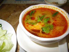 [写真]君津・たいこくどうのトムヤンクン・スープ