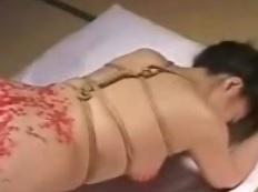 松崎志津子五十路奴隷熟女の調教ファックFC2動画