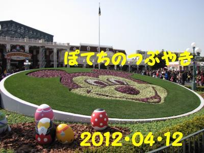 20120402 花壇