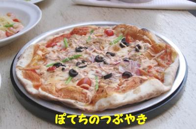 20120513 ピザ