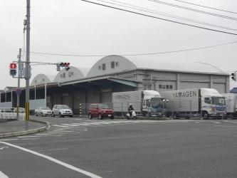 ⑥岡南福田駅付近