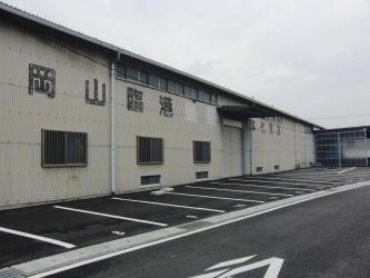 ⑨岡南元町駅付近2