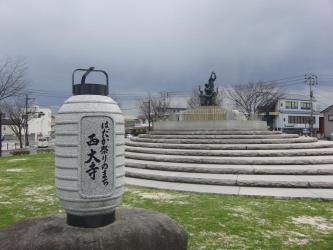 ④西大寺駅2