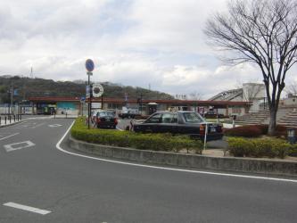 ④西大寺駅