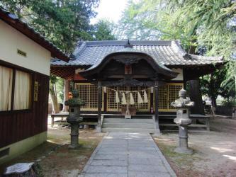 ⑤諏訪神社4