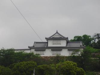③津山城2