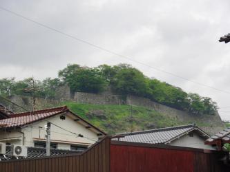③津山城3