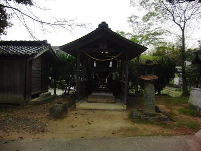⑧福力荒神社