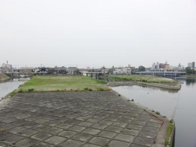 ①京橋界隈