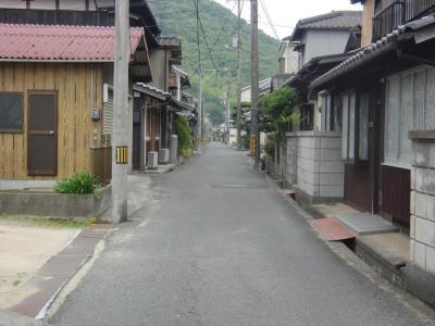 ④八浜の町2