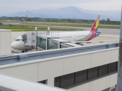③米子空港8