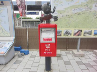 ⑥境港駅3