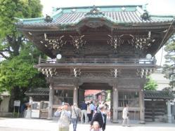 題経寺山門