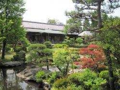 題経寺庭園