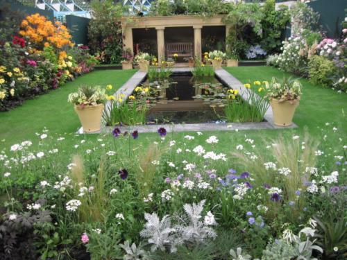 オードリー・ヘップバーンが愛した庭