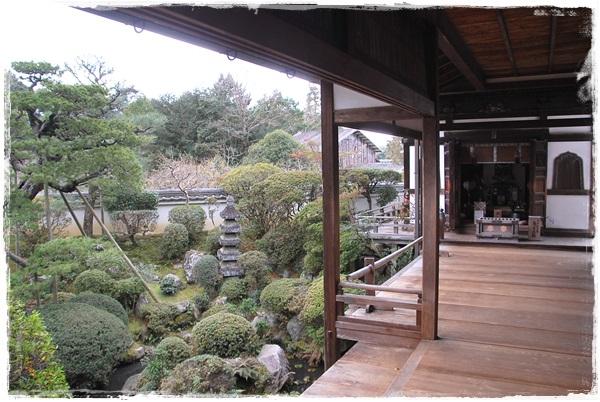 旧地蔵院 庭園