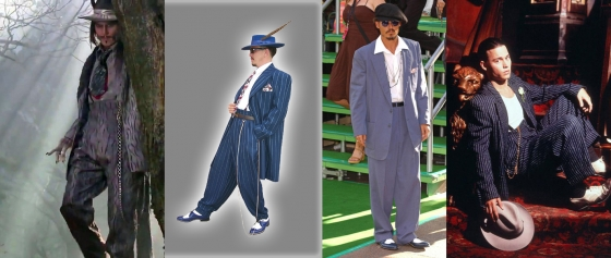 1130 Zoot suits