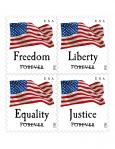 Forever® Stamp (Four Flags)