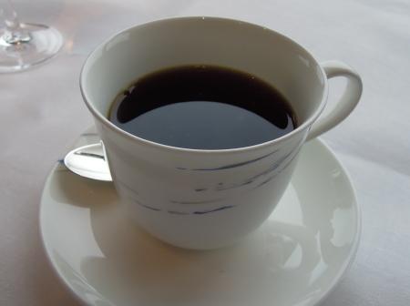 コーヒー朝