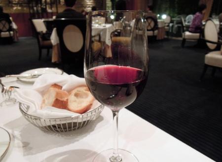 赤ワイン1