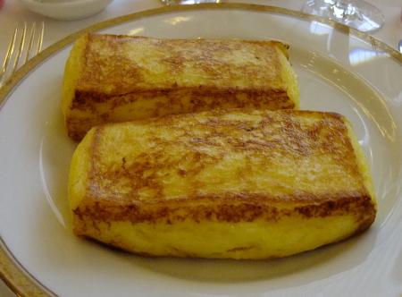 オークラ朝パン
