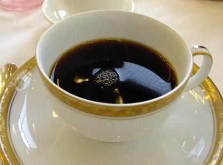 オークラ朝コーヒー1