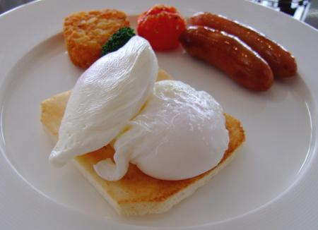 リッツ朝卵2
