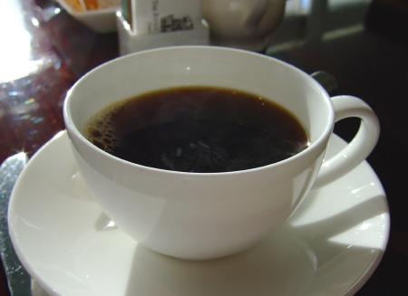 リッツ朝コーヒー