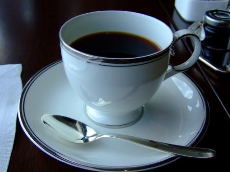 スト朝コーヒー