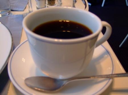 赤プリ朝コーヒー