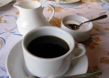マッカ朝コーヒー