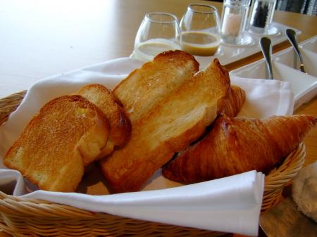 フラノ朝パン