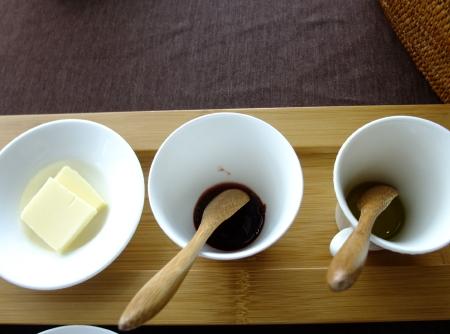 オリカ朝バター