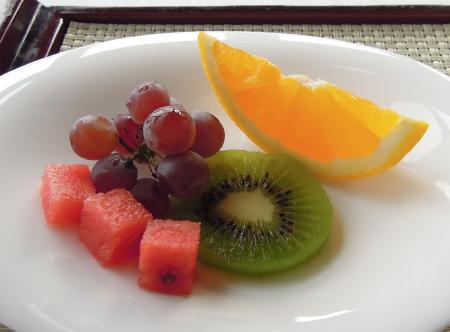 SORA朝果物