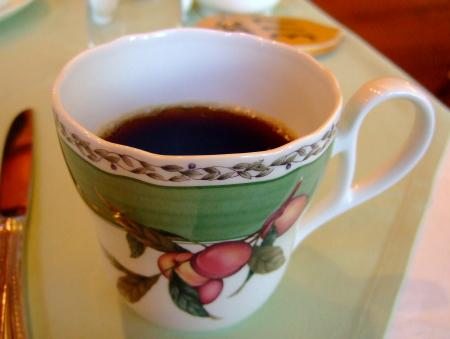 中禅寺朝コーヒー