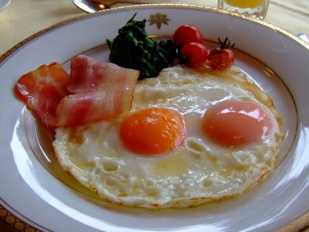 日光朝卵1