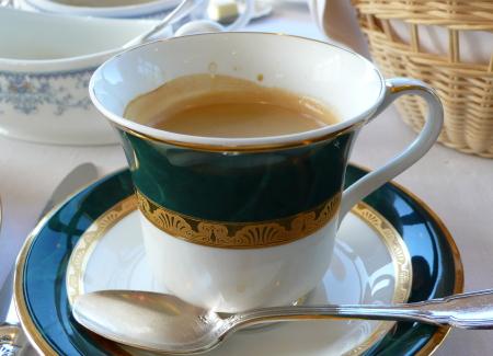 クリフトン朝コーヒー