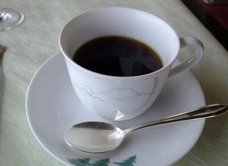 赤観朝コーヒー
