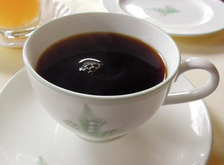 万平朝コーヒー