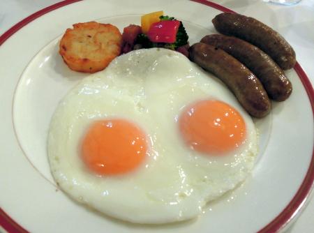 上高地朝卵1